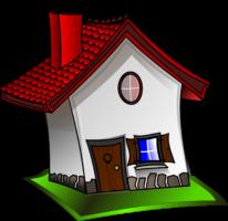 Landhaus Krimis - Ei gemaltes Häuschen